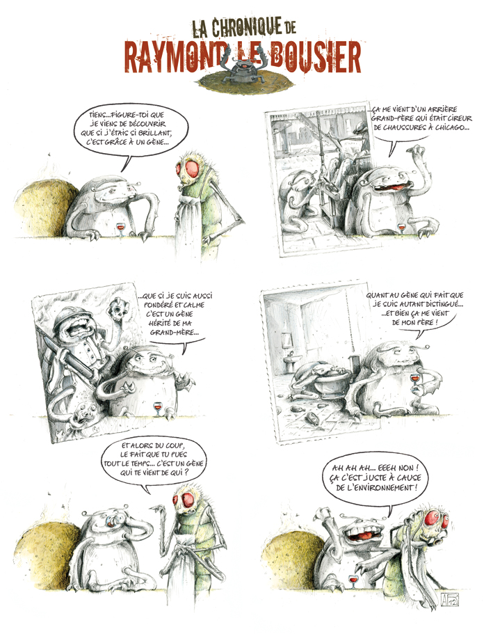 Chronique du bousier N°4