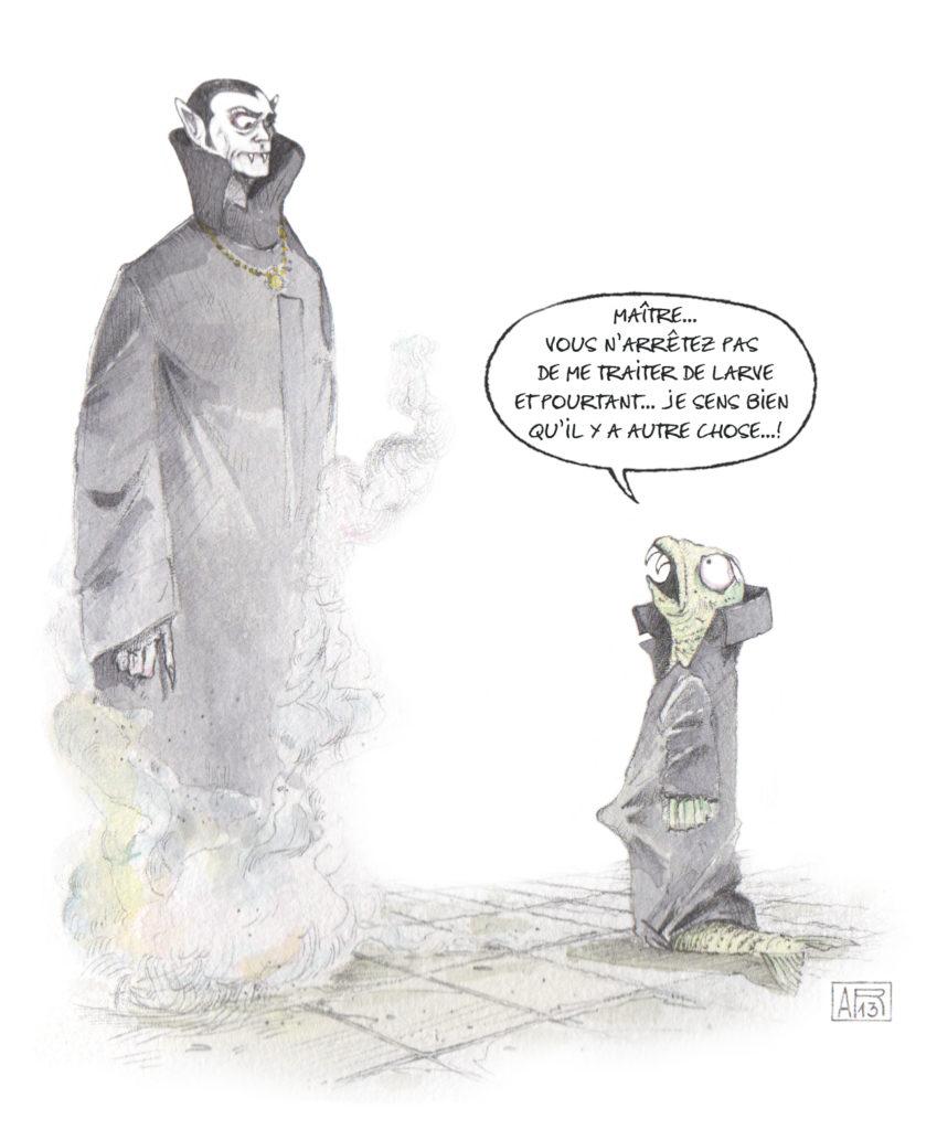 Poisson Dracula