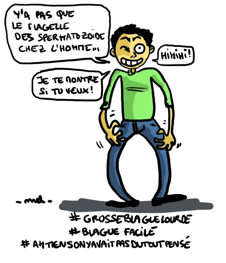 Les Unicontes, dessin de Mel